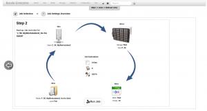 BWeb Bacula Web Interface - run backup wizard 2